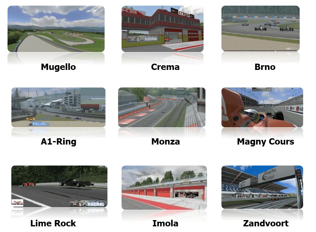 nkpro tracks